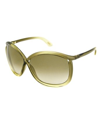 Green Fade Charlie Sunglasses