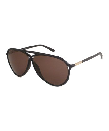Brown Maximillion Sunglasses