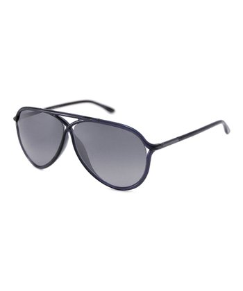 Steel Blue Maximillion Sunglasses