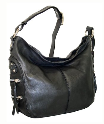 Black California Crossbody Bag