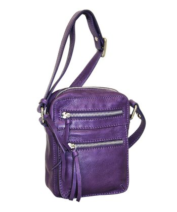 Viola European Traveler Crossbody Bag