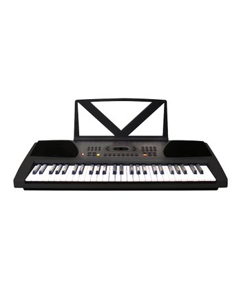 Black Music Centers 54-Key Keyboard
