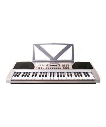 Silver Music Centers 54-Key Keyboard