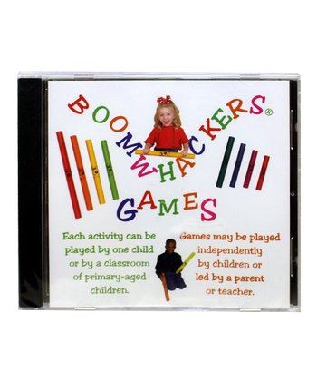 Boomwhackers® Games CD