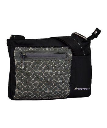 Sherpani Pewter Tara Crossbody Bag