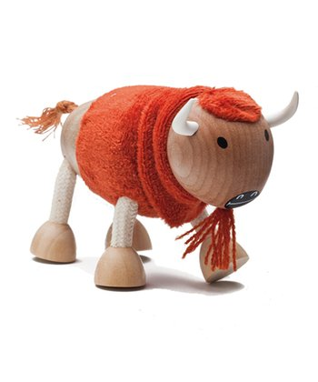 Buffalo Wooden Toy