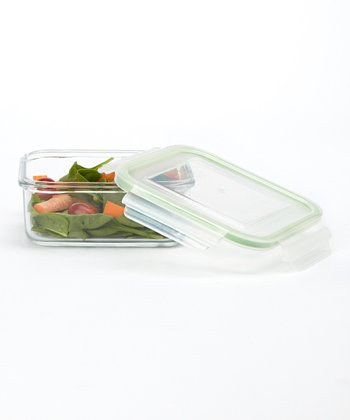 Glasslock Food Storage 30-Oz. Square Container