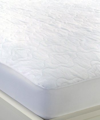 White Mattress Pad
