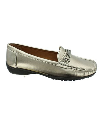 Pewter Hazel 4 Loafer