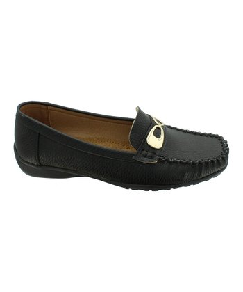 Black Hazel 9 Loafer