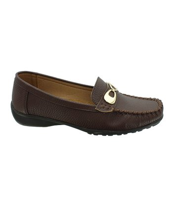 Brown Hazel 9 Loafer