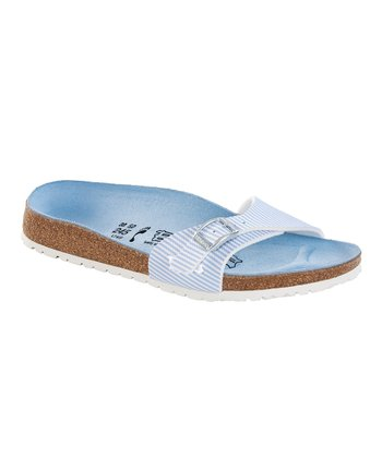 Blue Menorca Sandal - Women
