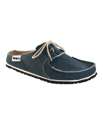 Skipper Navy Super Slip-On Shoe - Women & Men