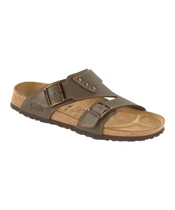 Neoprene Brown Finn Slide - Women & Men