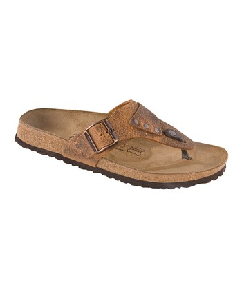Arunta Brown Marten Sandal - Women & Men