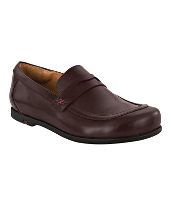 Dark Brown Mainz Loafer - Women