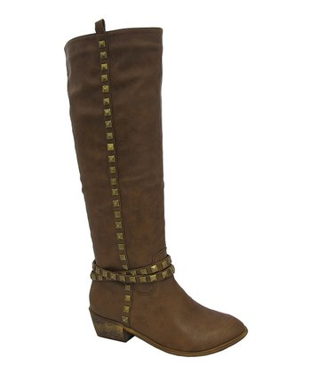 Brown Janne Boot