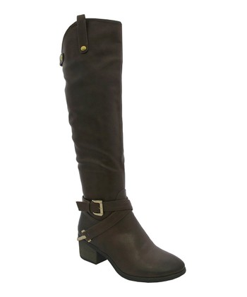 Brown Duke Boot
