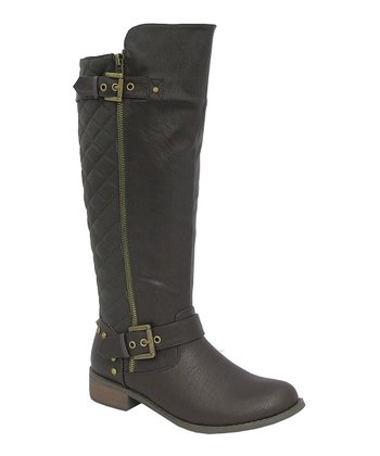 Brown Tara Boot
