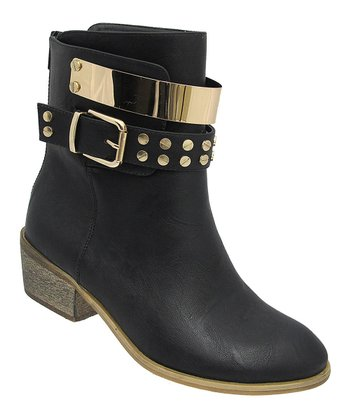 Black Margie-01 Boot
