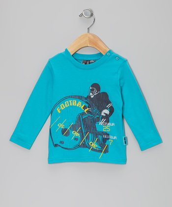 Bluebird 'Football' Tee - Infant