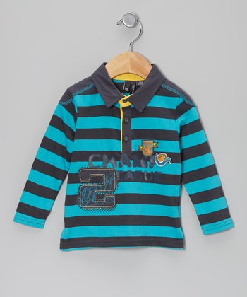 Bluebird 'Champ League' Polo - Infant