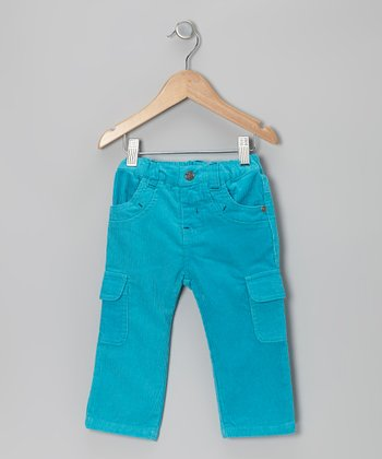 Bluebird Corduroy Cargo Pants - Infant