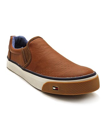 Brown Emmett Slip-On Shoe