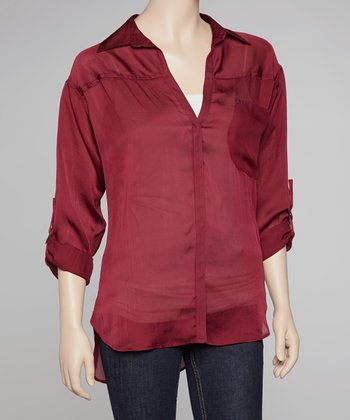 Vino Cassidy Button-Up
