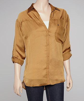 Fig Cassidy Button-Up