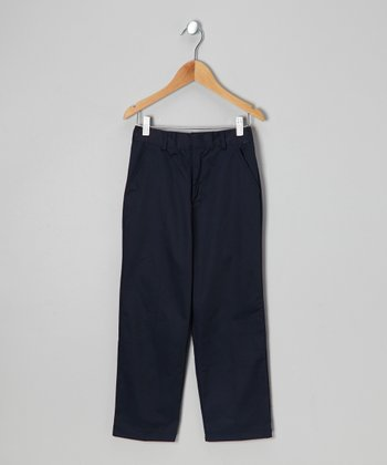 Navy Uniform Pants - Boys