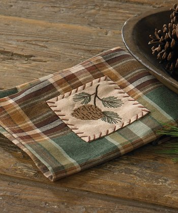 Wood River Dish Towel