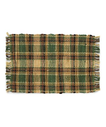 Scotch Pine Chindi Place Mat - Set of Four