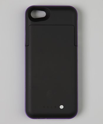 Purple Battery Case for iPhone 5