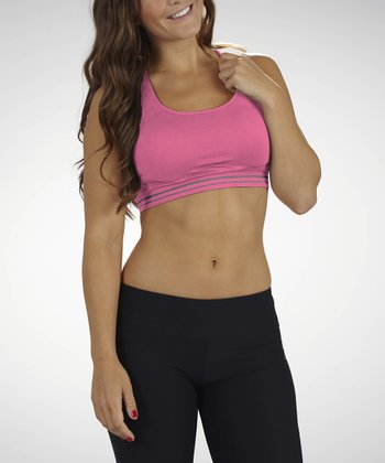 Sugar Ray Medium Impact Seamless Sport Bra