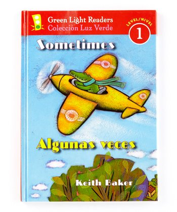 Sometimes English/Spanish Hardcover