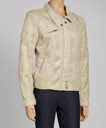 Stone Bomber Jacket - Women