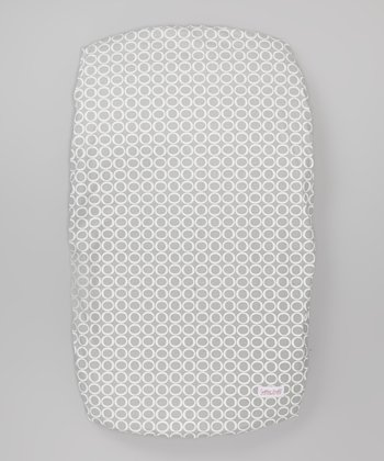 Silver Cloud Change Pad Cover