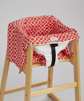 Fire Engine Swing & Restaurant High Chair Cover