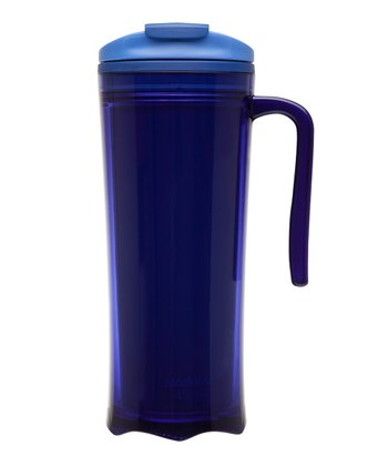 Lake Blue Insulated Travel Mug