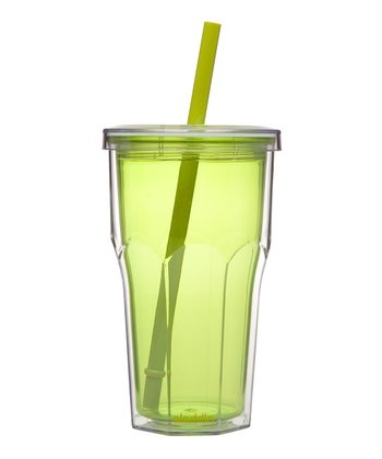 Lime Insulated 16-Oz. Tumbler