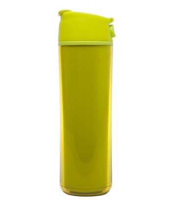 Lime Flip & Sip Insulated 16-Oz. Mug