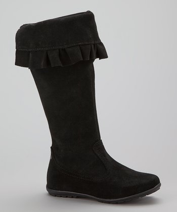 Nero Virgola Boot