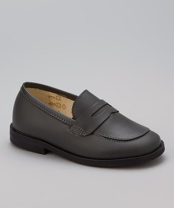 Gray Yoel Loafer