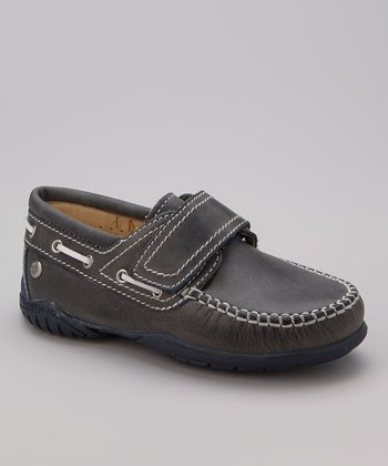Blue Fulvio Loafer