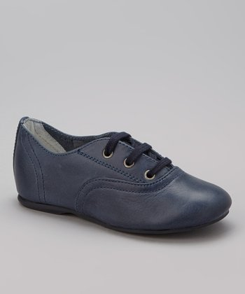 Denim Esmeralda Oxford