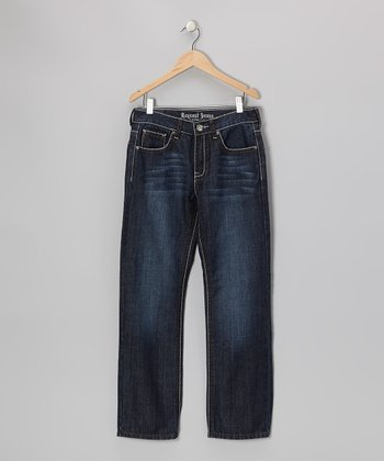 Medium Wash Boyle Jeans - Boys