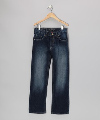 Medium Fade Varick Jeans - Boys