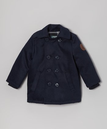 Navy Peacoat - Infant, Toddler & Boys