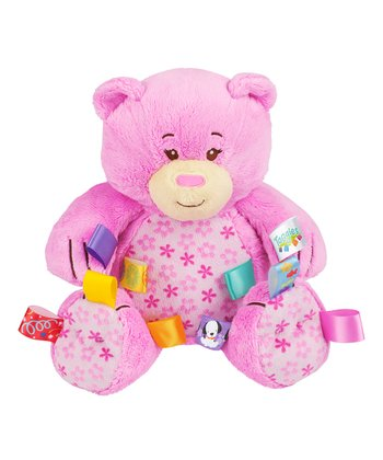 Pink Fun Lovin' Pal Bear